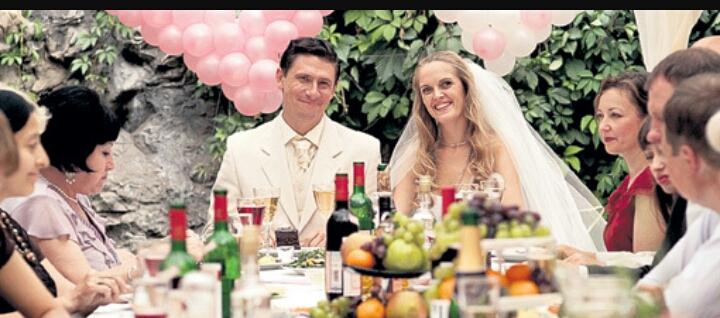 вода талый свадьба батрутдинова фото они выглядели еще