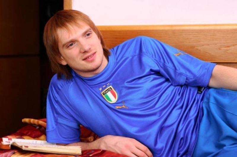 Андрей Бурковский юность